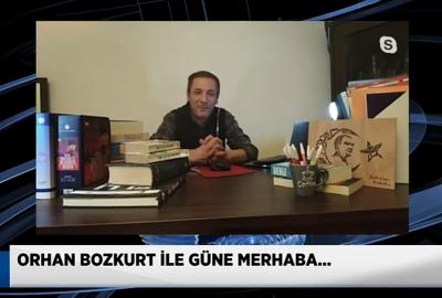 Orhan Bozkurt ile Güne Merhaba 13 Nisan 2020