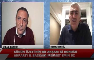 Orhan Bozkurt ile Günün Özeti 31 Nisan 2020