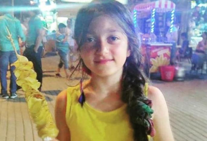13 yaşındaki Pınar maganda kurbanı