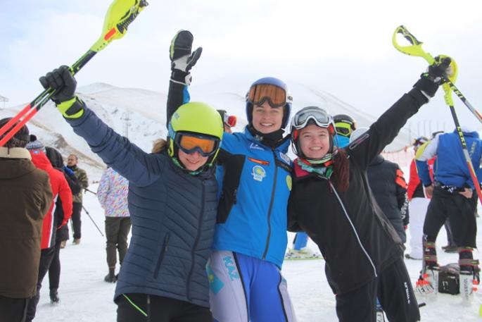 Anatolia Kupası yarışları Erzurum'da başladı