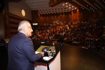 Atatürk Üniversitesi 2019-2020  Oryantasyon programı başladı