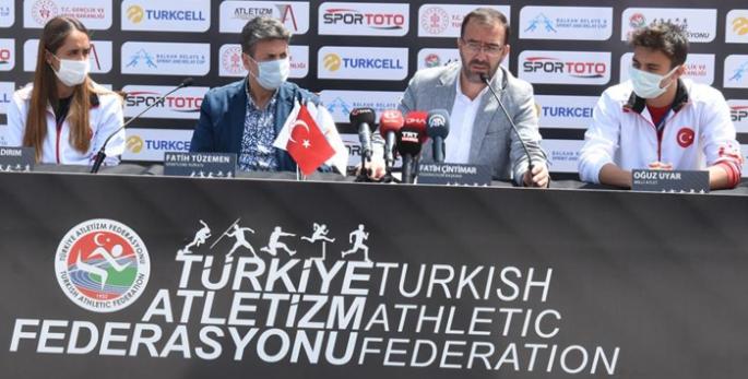 Atletler Tokyo biletini Erzurum'dan alacak!