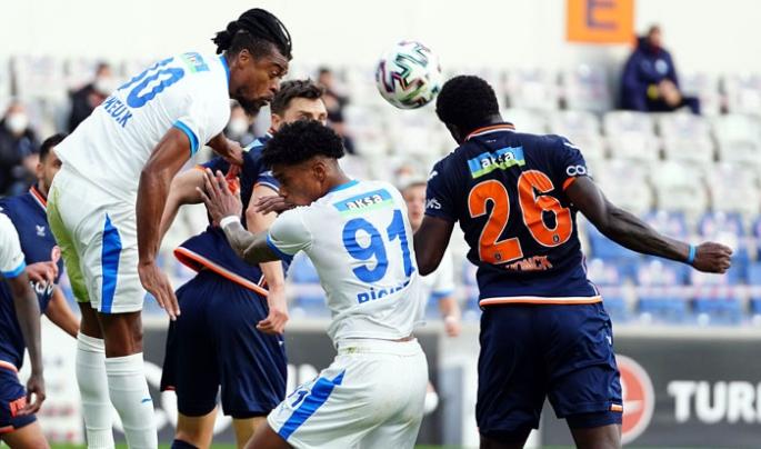 Başakşehir, 7 hafta sonra kazandı! 1-0