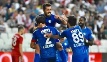 D.G. Sivasspor-B.B. Erzurumspor: 2-2