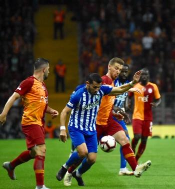 Dadaşlar İstanbul'u salladı ama yıkamadı: 1-0
