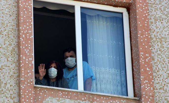 Düğüne gittiler korona virüse yakalandılar