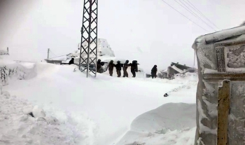 Erzurum'da nefes kesen terör operasyonu!