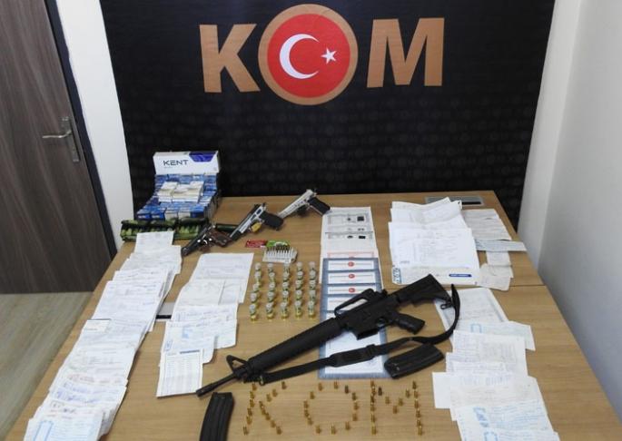 Erzurum'da tefeci operasyonu: 3 tutuklama!