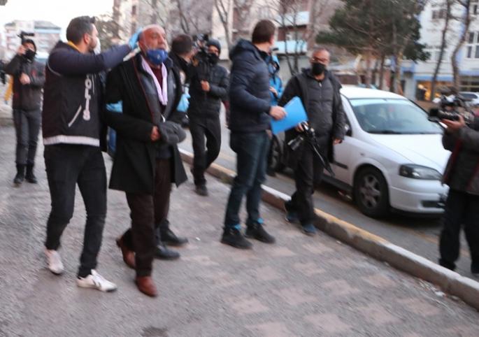 Erzurum'da uyuşturucu tacirlerine şafak operasyonu