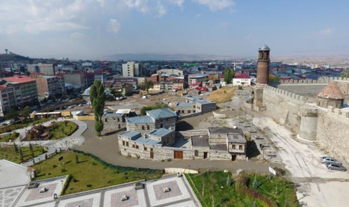Erzurum'un 2020 nüfusu açıklandı