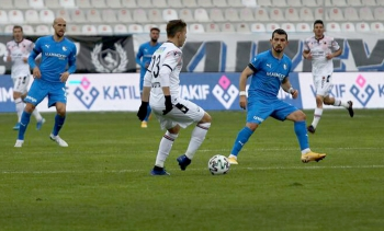 Erzurumspor'da mağlubiyet serisi devam ediyor: 0-1