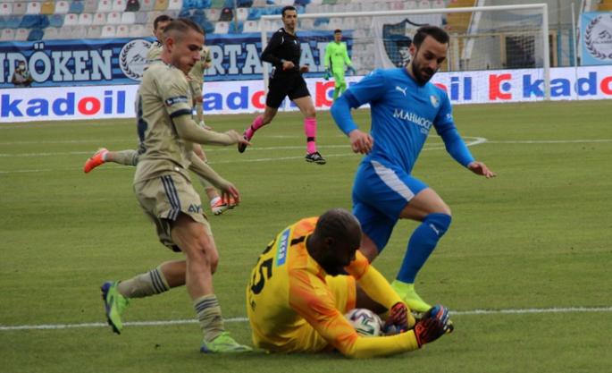 Erzurumspor tünelde Fener arıyor! 0-3