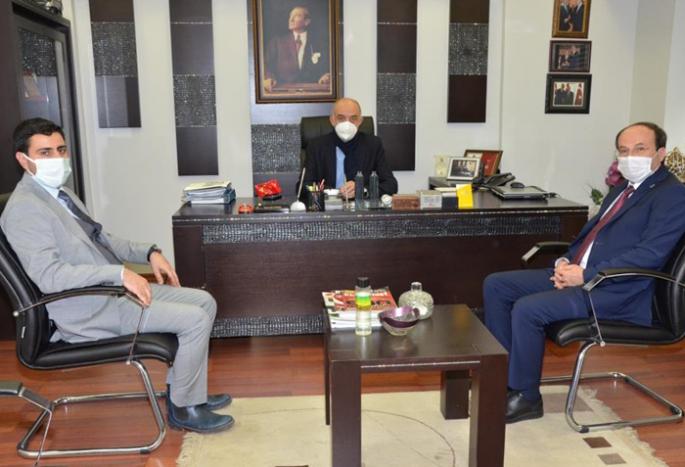 ETÜ'den, Başkan Yücelik'e işbirliği teşekkürü