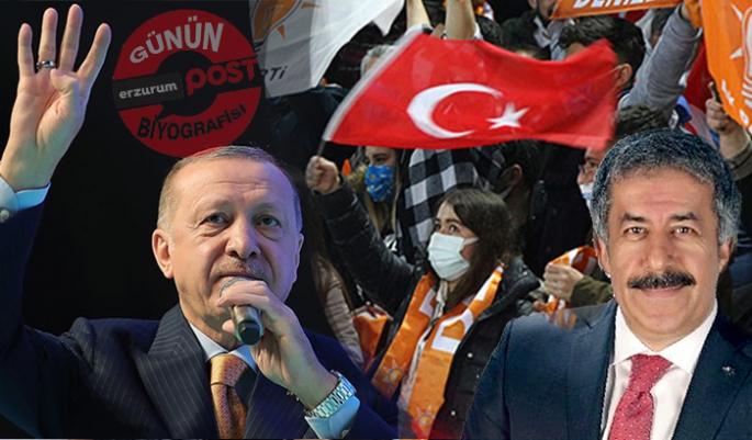 İşte... AK Parti'nin yeni Erzurum MKYK üyesi!