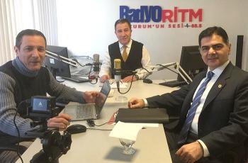 İYİ Parti Erzurum Milletvekili Cinisli'den flaş açıklamalar
