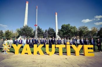 AK Parti Yakutiye İlçe Kongresi de tamamlandı