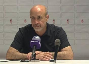 Ali Güneş: Altay maçına odaklanıp, galibiyet almalıyız