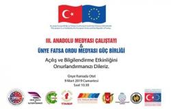 Anadolu Medyasından Güç Birliği