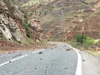 Artvin-Erzurum karayolu trafiğe açıldı