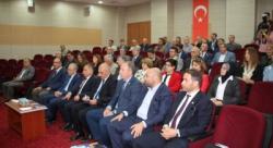 Atatürk Üniversitesi Senatosu  Oltu'da toplandı