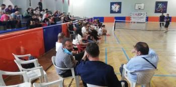 Ayak tenisi eğitim semineri Erzurum'da başladı
