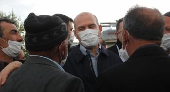 Bakan Soylu: Kırsal dönüşüm hazırlıklarımız başladı