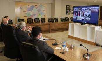 Öz, Cumhurbaşkanı Erdoğan'dan tohum desteği talep etti