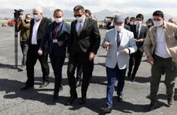 Başkan Sekmen'den Vali Memiş'e destek