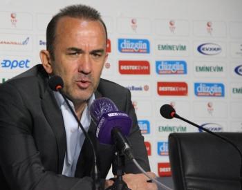BB Erzurumspor - Eskişehirspor maçının ardından