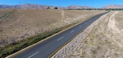 Büyükşehir kırsalda asfalt çalışmalarını sürdürüyor