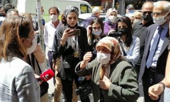CHP heyetine Erzurum'da 'feryat figan' seslendi!