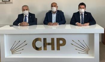 CHP Milletvekilleri Erzurum'dadert dinledi