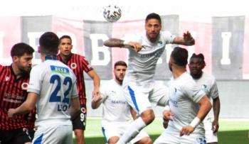 Çift başlı kartal Yılmaz! Gençlerbirliği- Erzurumspor 1-1