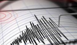 Datça açıklarında 4,5 büyüklüğünde deprem!