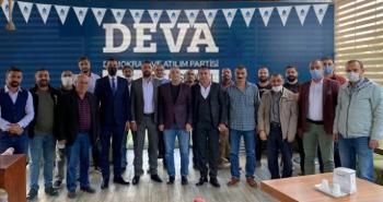 DEVA Partisi Yakutiye ve Aziziye Başkanlarını da seçti