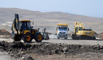 Erzurum 2.OSB'de fabrika temelleri atılıyor
