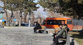 Erzurum'da son yılların en kurak Aralık ayı