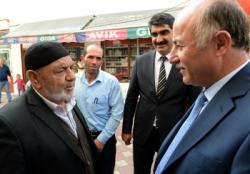 Erzurum'da tarımsal alanlar taşlardan arındırılıyor