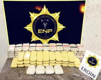 Erzurum'da uyuşturucu operasyonu!