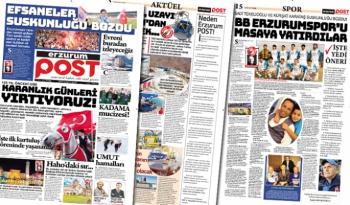 Erzurum medyasına yeni heyecan
