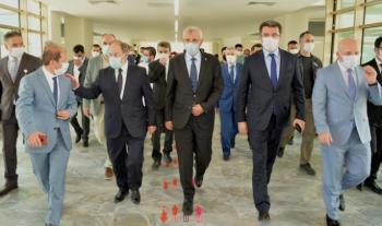 Erzurum Tıp Fakültesi için yer tespiti yapıldı