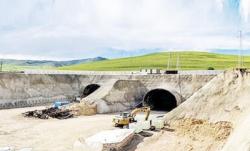 Erzurum'un beklediği tuneller 2023'te bitecek!