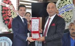 Erzurumlular Vakfının yeni Başkanı Murat Şahsuvaroğlu oldu