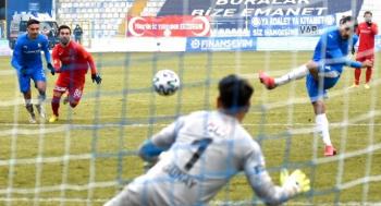 Erzurumspor beraberliği 90+6'da buldu: 1-1