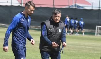 Erzurumspor Beşiktaş maçı hazırlıklarını sürdürüyor