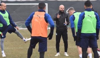 Erzurumspor'da Konya maçı hazırlıkları sürüyor