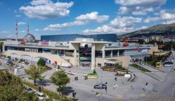 Forum Erzurum Alışveriş Merkezi Outlete geçiyor