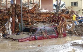 Giresun'u sel aldı: 3 ölü, 11 kayıp