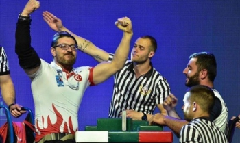 Gökhan Seven, Dünya Şampiyonası'na hazırlanıyor