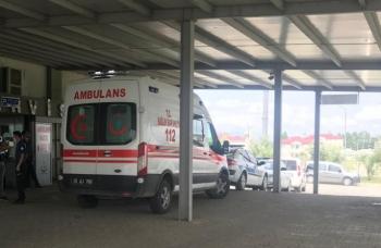 Horasan'a yıldırım düştü: 1 ölü, 5 yaralı